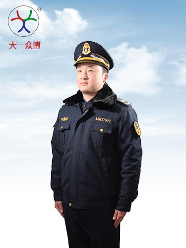 男女冬执勤服-1