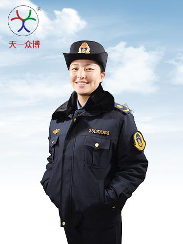 男女冬执勤服-2